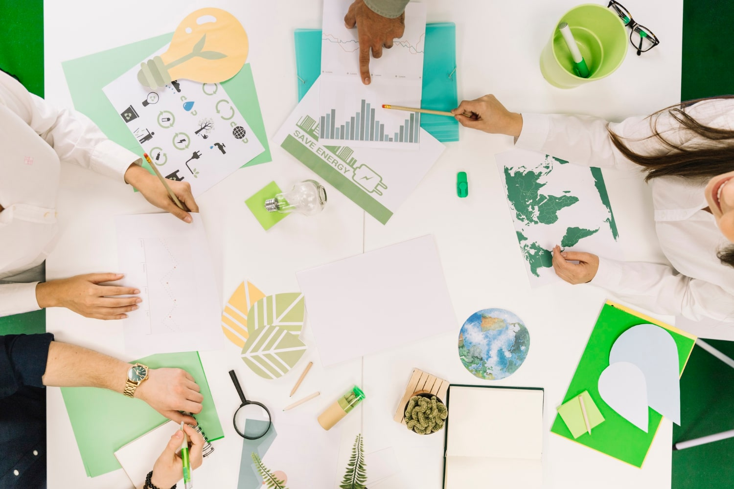 keep your business green