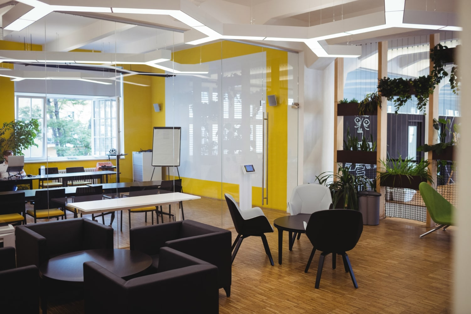 office fitout in Melbourne