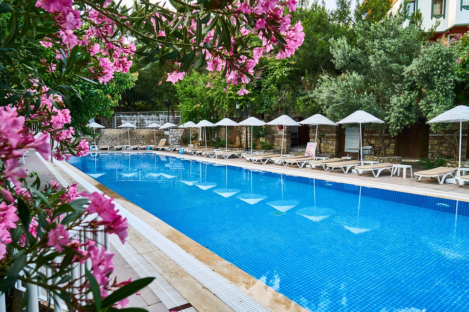 eco-friendly pool