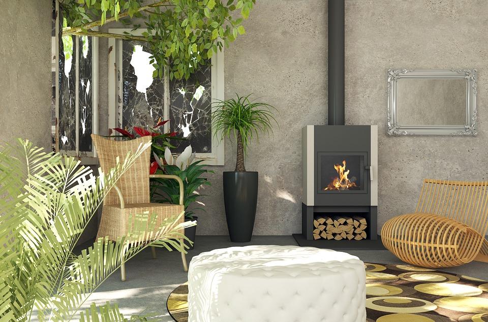 eco-friendly interior makeover
