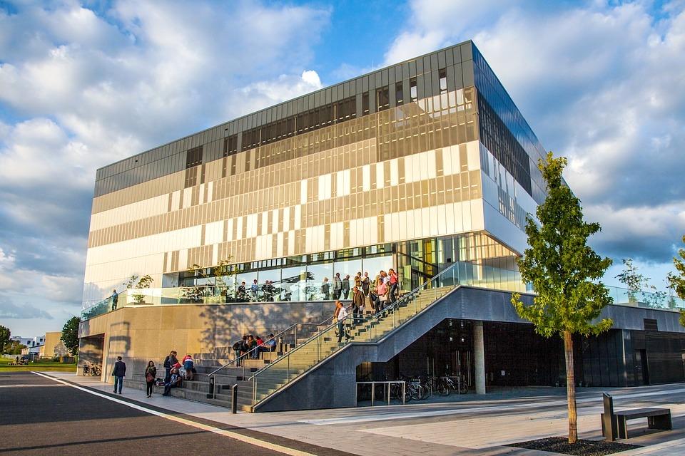 eco-friendly school campus