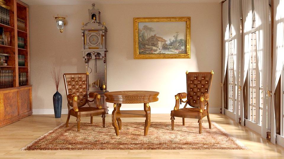 refresh old furniture