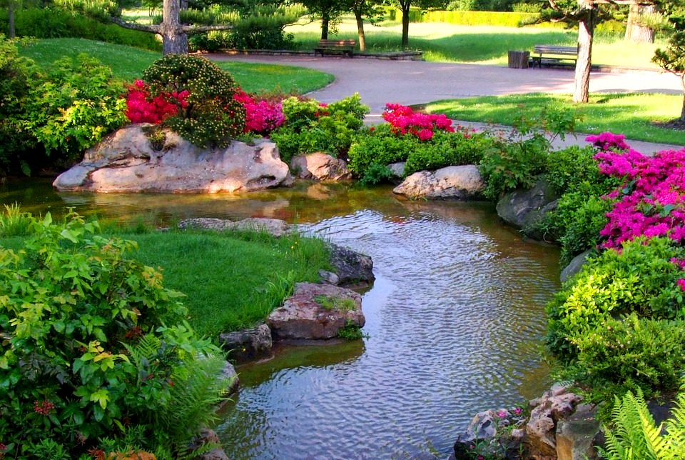 Low Water Zen Garden Design Considerations