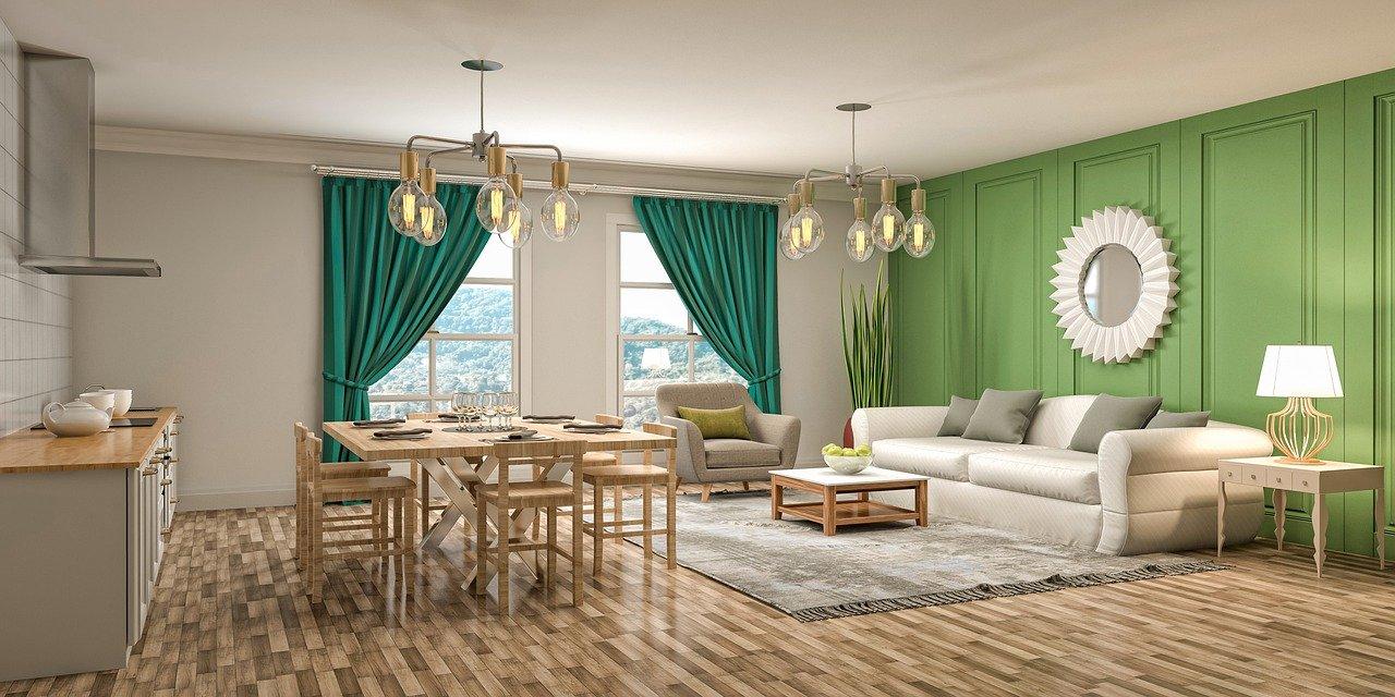 sustainable interior design