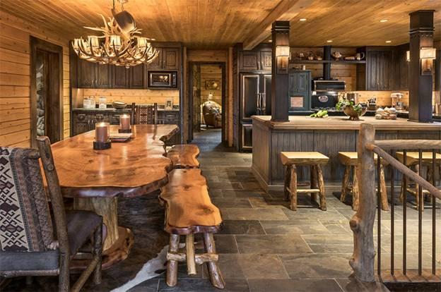 10 Log Cabin Interior Design Ideas to Inspire You