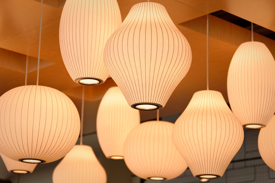 lighting options
