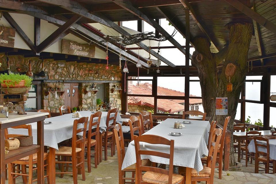 eco-friendly restaurant