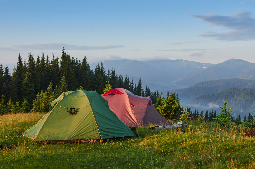 eco-friendly camping