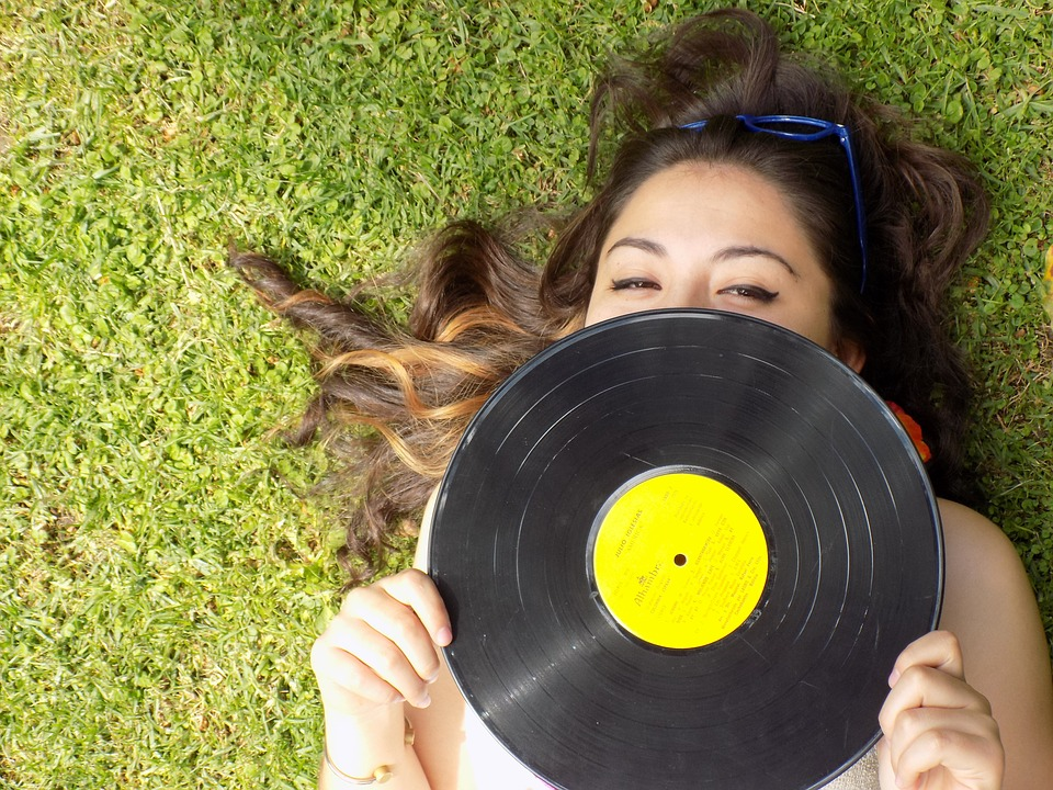 eco-friendly record collector