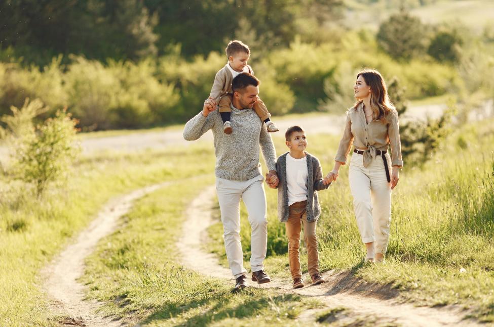 eco-friendly family activities