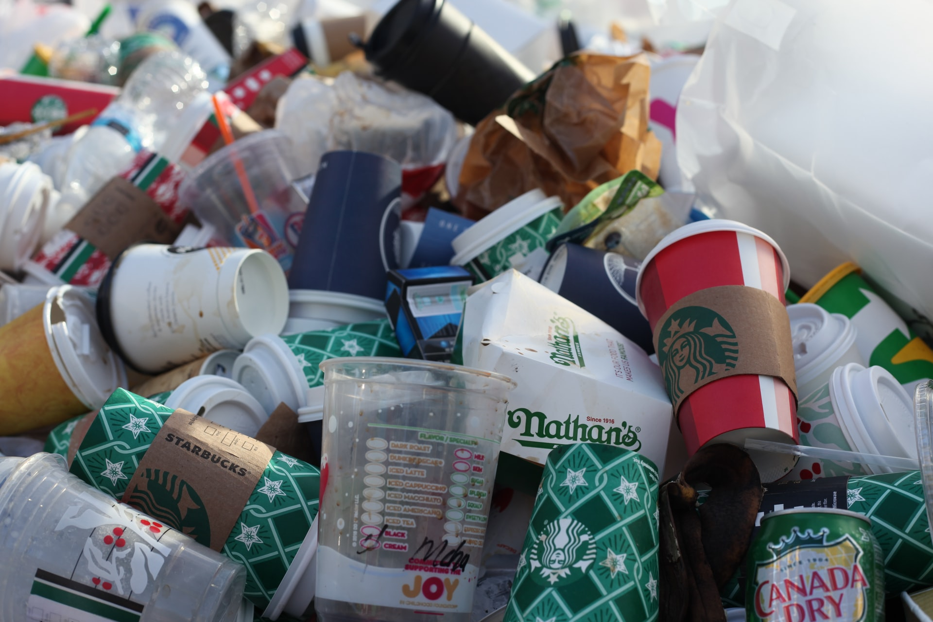 reduce your household waste