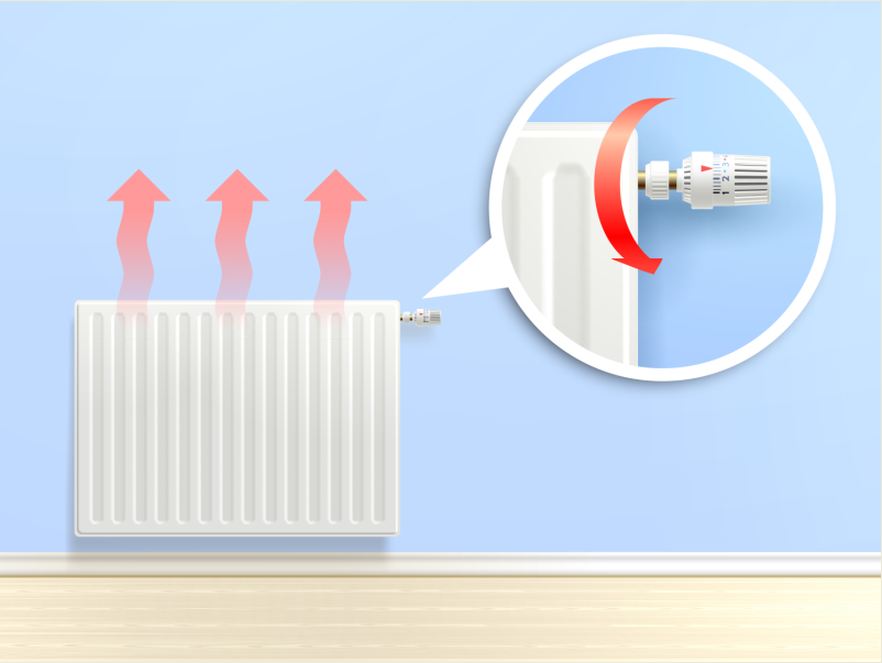 energy-efficient radiator