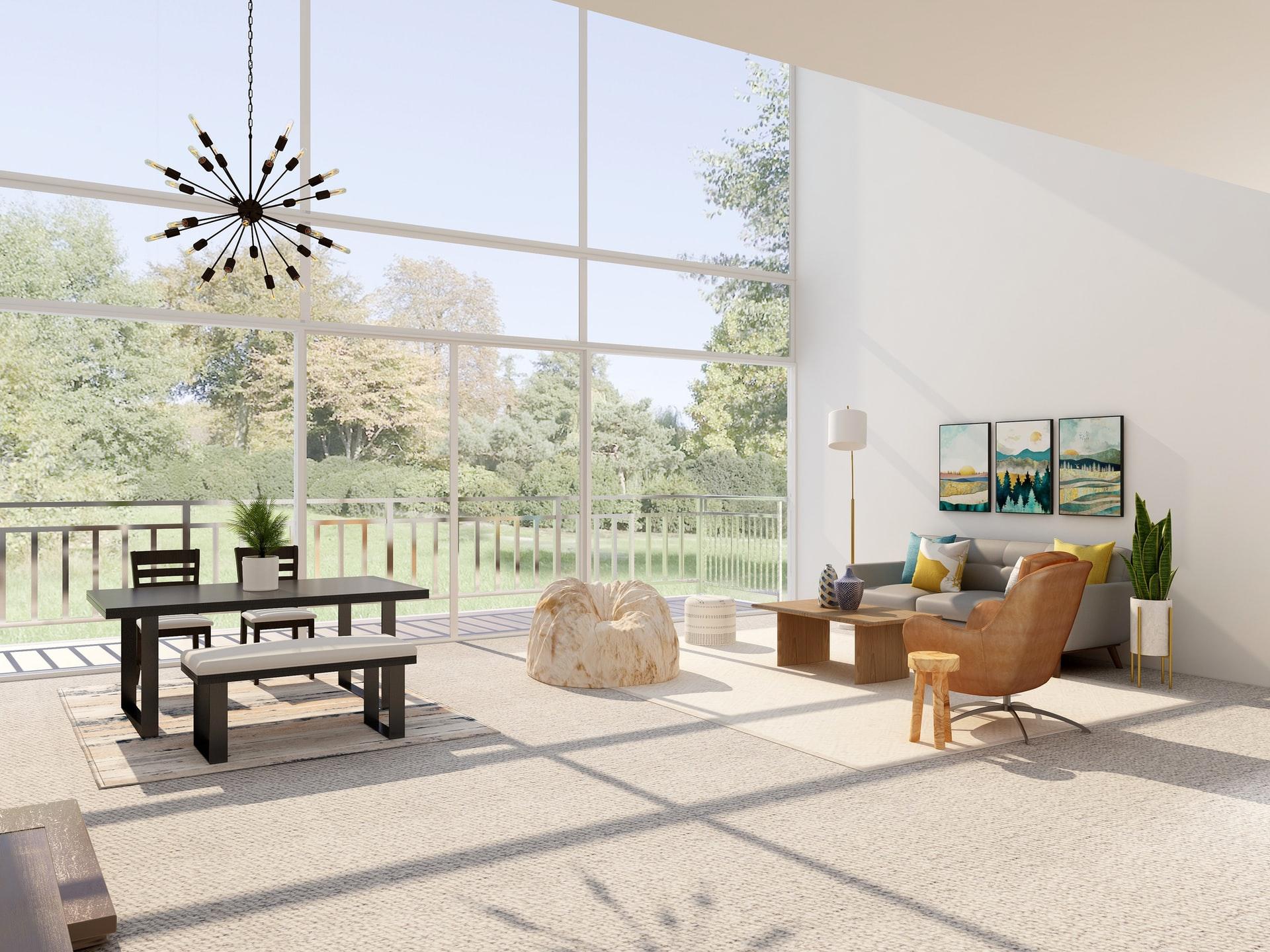 sustainable interior decor