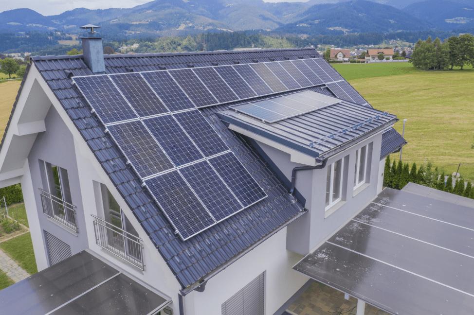 get funding for solar panels