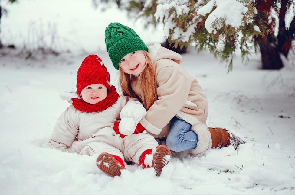 winter activities for children