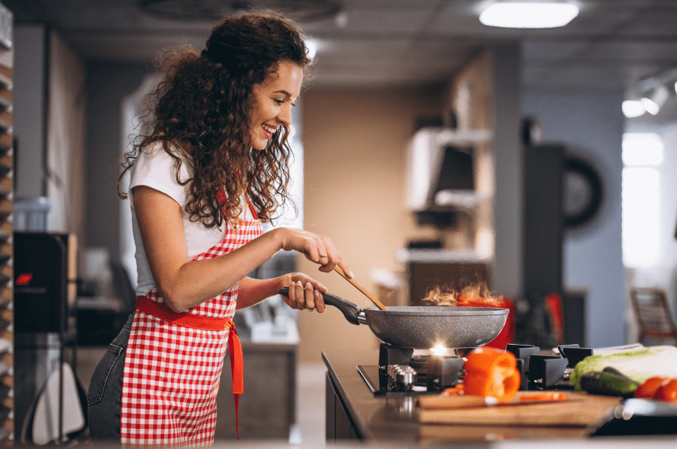 kitchen and healthy living