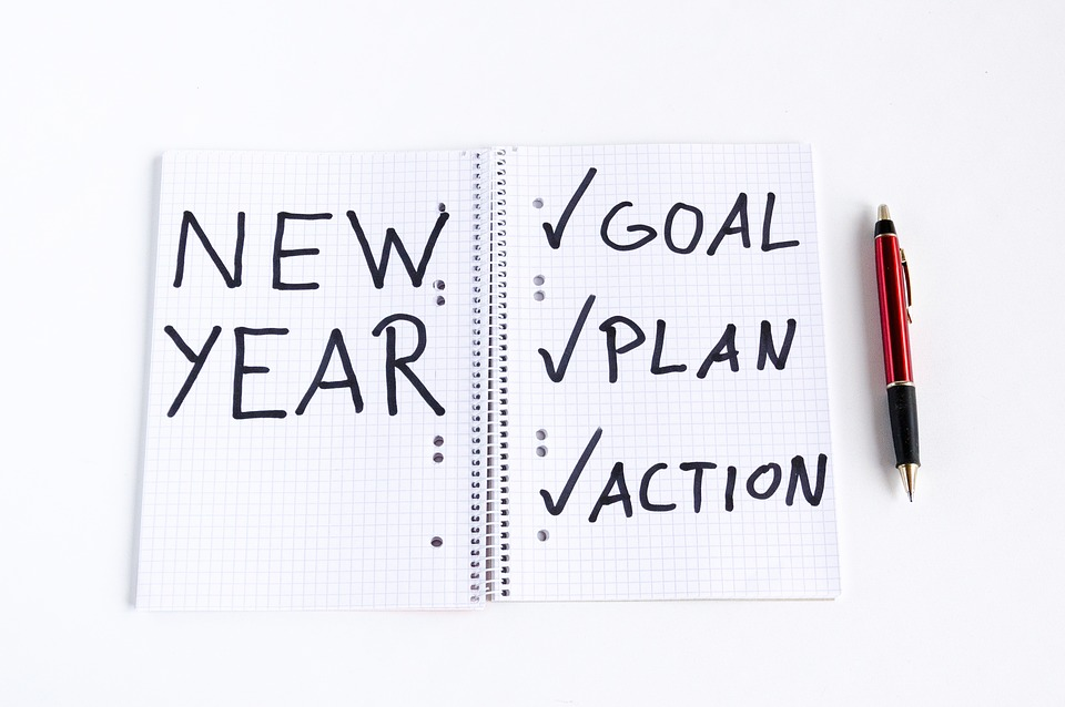new year resoltions