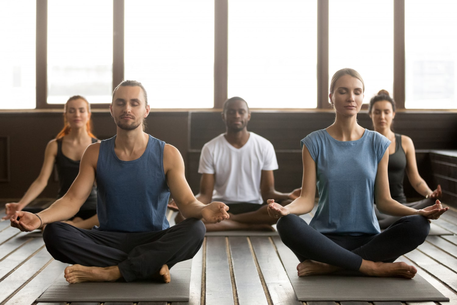 addiction recovery and meditation