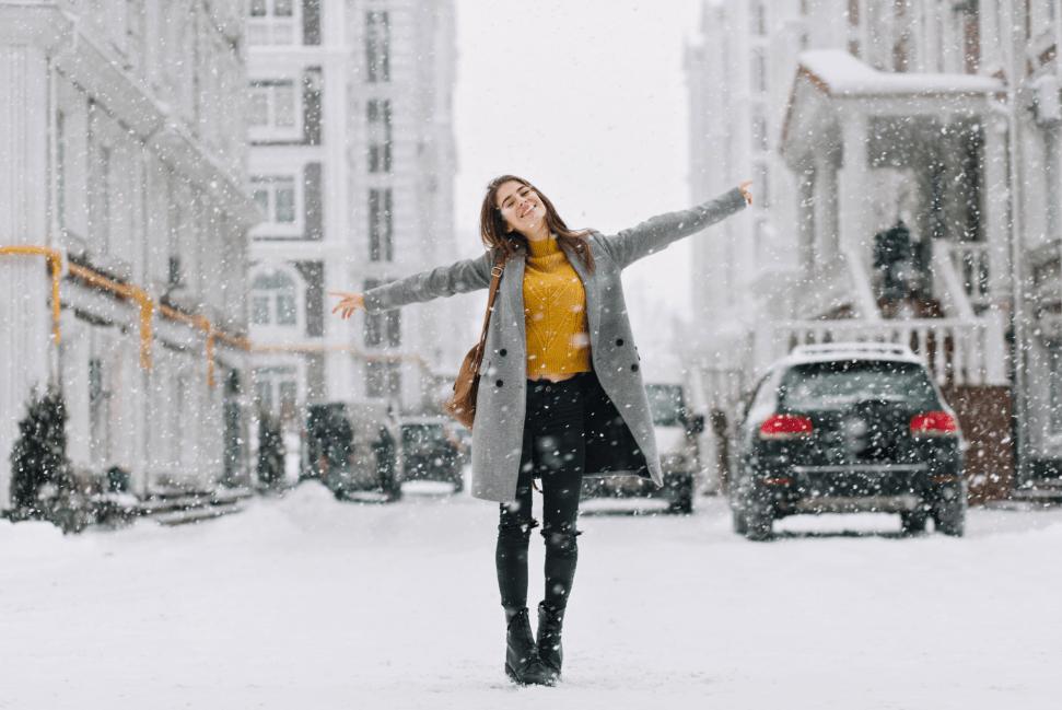mood in winter