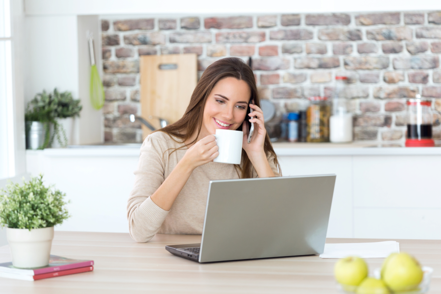 avoid stress while working from home