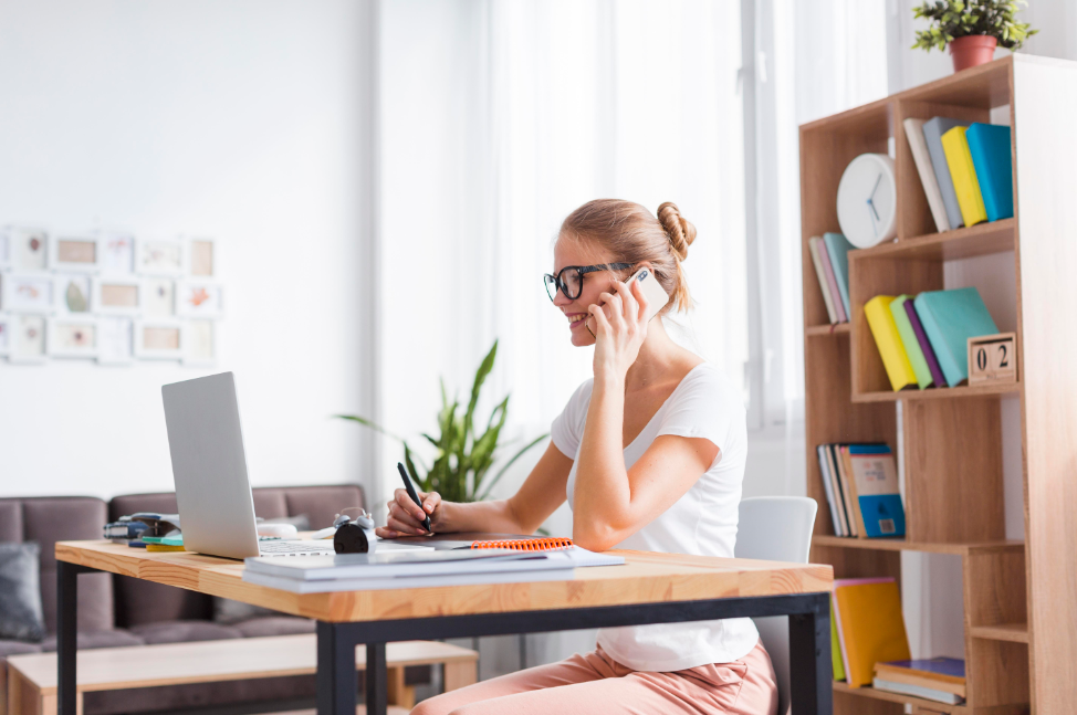 productivity in your home office