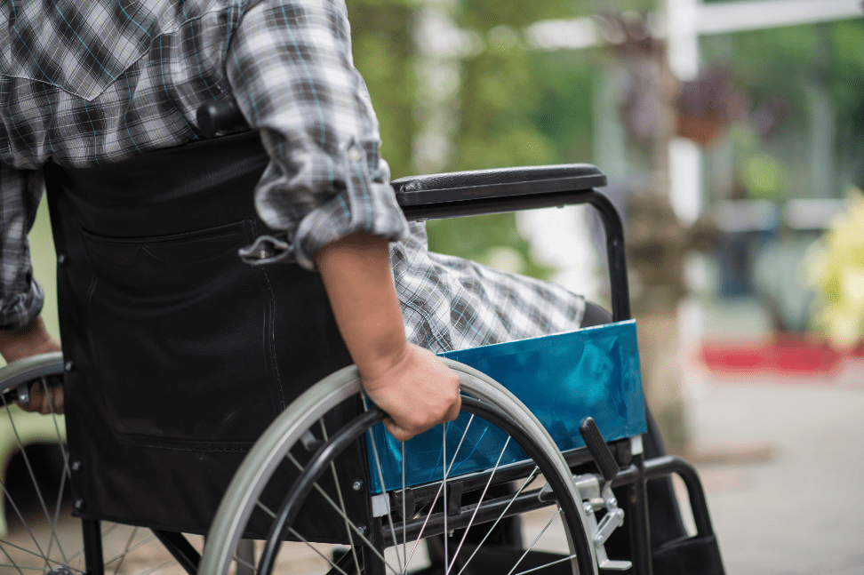 travel and disabled people